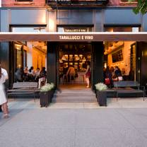 foto de restaurante tarallucci e vino - upper west side