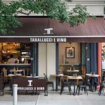 photo of tarallucci e vino - east village restaurant