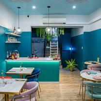 photo of poppy planet restaurant
