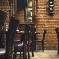 photo of basil brick oven pizza restaurant