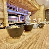 foto de restaurante omakase shiro