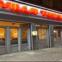 photo of villa toscana glasgow restaurant
