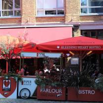 photo of bleeding heart bistro restaurant