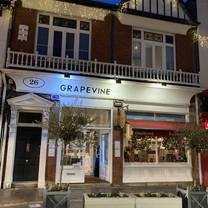 photo of grapevine restaurant