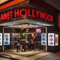 photo of planet hollywood london restaurant