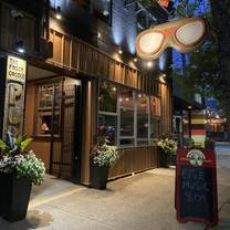 photo of the foggy goggle restaurant