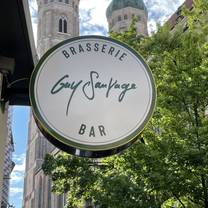 foto von guy sauvage restaurant