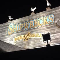 photo of shipwrecks bar & grill restaurant