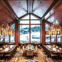 photo of westbank grill @ four seasons jackson hole restaurant