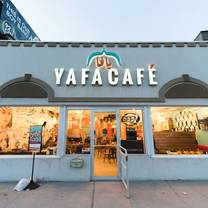 photo of yafa cafe restaurant