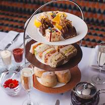photo of afternoon tea at bohemia restaurant
