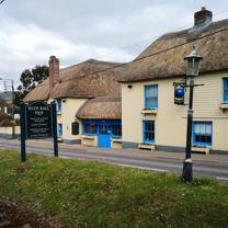 photo of the blue ball inn restaurant