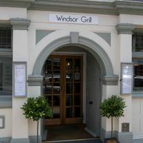 photo of windsor grill restaurant