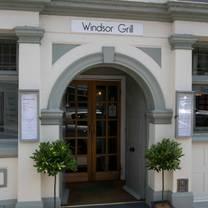 windsor grillのプロフィール画像