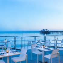 photo of carbon beach club restaurant (the dining room) @ malibu beach inn restaurant