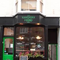 photo of hantverk & found restaurant