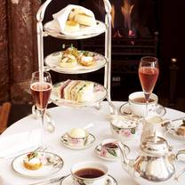 photo of the english tea room at brown's hotel restaurant