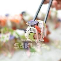 photo of sakura sushi cafe restaurant
