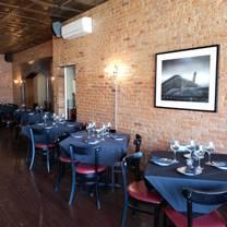 photo of the standard restaurant