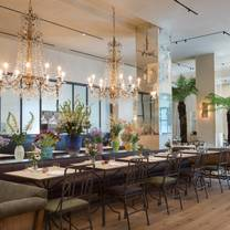 photo of the petersham restaurant