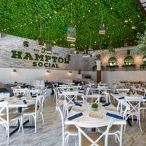 photo of the hampton social - skokie restaurant