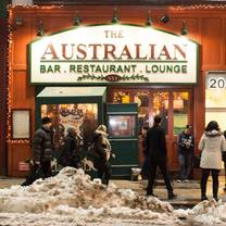 photo of the australian restaurant