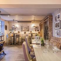 photo of the coast prestbury restaurant