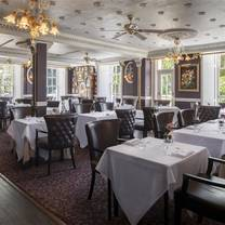 photo of penventon park hotel - the restaurant restaurant