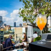 photo of rooftop bar & grill at boundary london restaurant