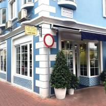 photo of lord stow's garden café restaurant