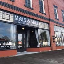 photo of main & mill oyster bar & tavern restaurant
