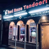 photo of red rose tandoori restaurant