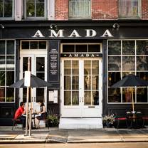 photo of amada phl restaurant