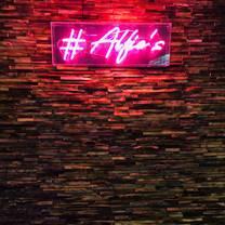 foto von alfies restaurant
