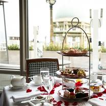 photo of rowes wharf sea grille - afternoon tea restaurant