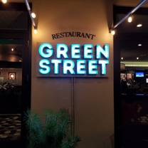 photo of green street restaurant restaurant