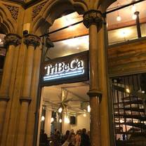 photo of tribeca huddersfield restaurant