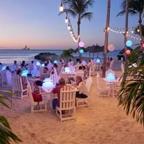 photo of pureocean restaurant at divi aruba phoenix beach resort restaurant