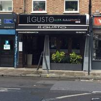 photo of il gusto hammersmith restaurant