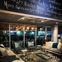 photo of cru calle loiza restaurant
