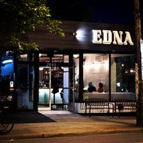 photo of edna restaurant restaurant
