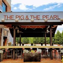 photo of the pig and the pearl restaurant