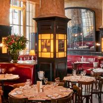 photo of balthazar london restaurant