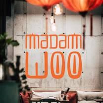 photo of madam woo - hamilton restaurant
