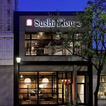 photo of sushi house-oak park restaurant