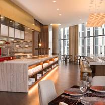 photo of estuary at the conrad dc restaurant