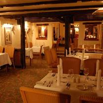 photo of courtyard restaurant at marston farm hotel restaurant