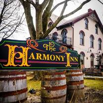 photo of the harmony inn restaurant