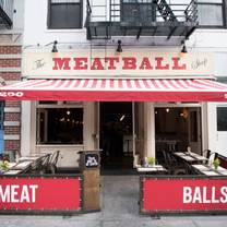 photo of the meatball shop - chelsea restaurant