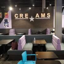 photo of creams cafe milton keynes restaurant